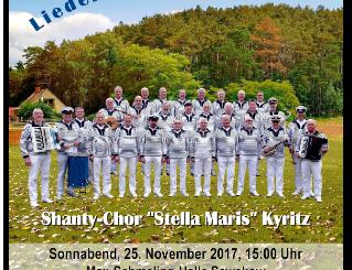 """Leinen los"" | Shantychor ""Stella Maris"""